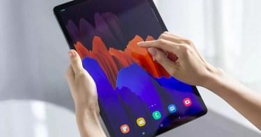 Galaxy Tab S8 Ultra。よりパソコンライクに?