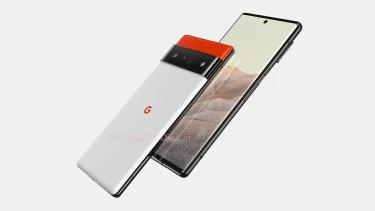 Google Pixel 6 Proのほぼ確定的なデザイン判明。まさに理想のPixelに