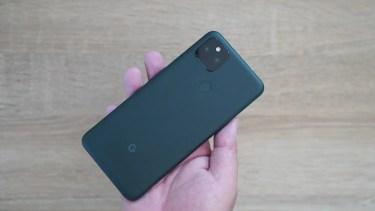 驚異的な電池持ち。Google Pixel 5a 5Gのバッテリーテストスコア判明