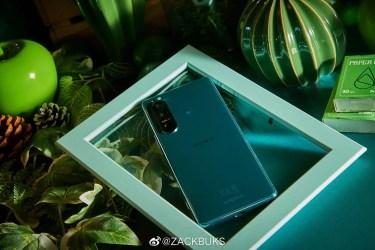 Xperia 5Ⅲ。中国でもまもなく正式発表に?