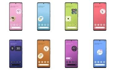 Android 12の配信遅れ。Google Pixelに専用機能を追加中