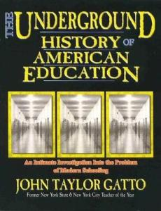 undergroun history american education