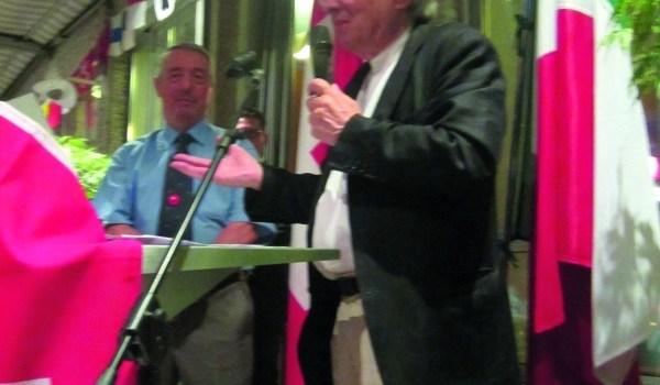 Gli Svizzeri di Milano festeggiano… con l'Arch. Mario Botta!