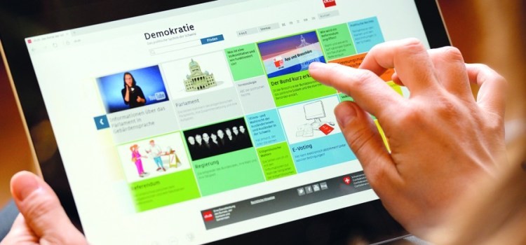 Das ABC des politischen Systems der Schweiz auf einen Klick