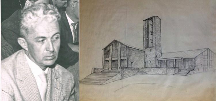 La chiesa Valdese di Prali e il suo architetto
