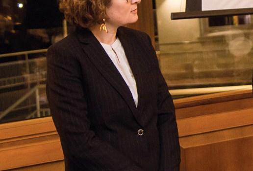 Rita Adam, la nuova Ambasciatrice svizzera a Roma