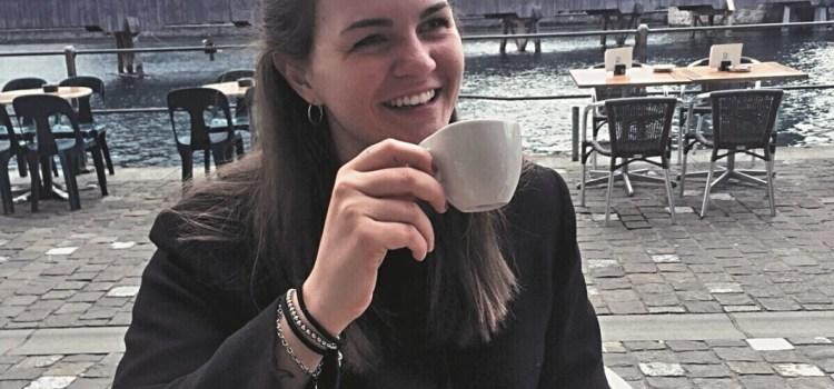 Jana Calamari – membro del comitato UGS