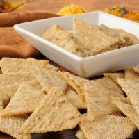 Lunch #3 Crackers & Hummus