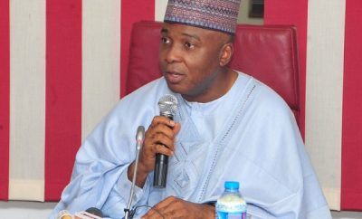 Bukola Saraki Denies Joining PDP