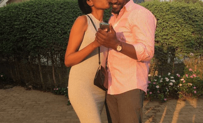 JOHN DUMELORECONCILED WITH YVONNE NELSON