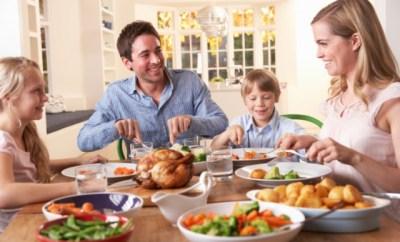 Unhealthy Dinnertime