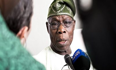 Obasanjo And A Parliament Of Rascals