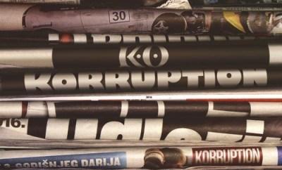 K O – Korruption