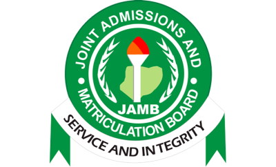 Buhari Sacks JAMB Registrar