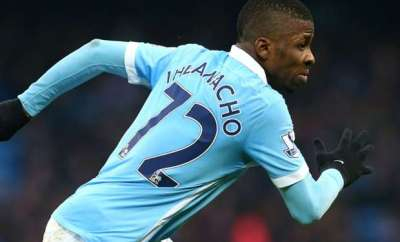 Iheanacho Signs Man City Contract Extension