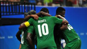 Nigeria 5 – 4 Japan
