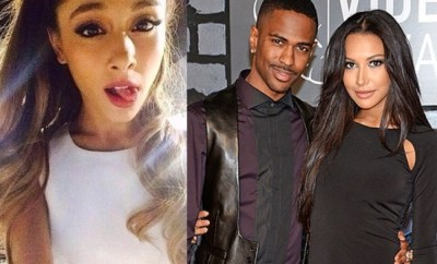 Naya Rivera Reveals Big Sean Cheated