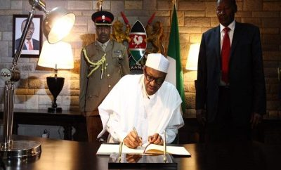 Buhari Rewrites Change Gospel
