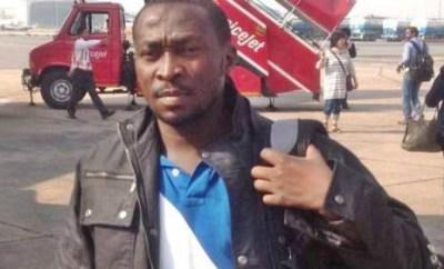 Nigerian Journalist Salkida Arrested