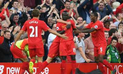 Liverpool 4 – 1 Leicester City