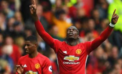 Manchester United 4 – 1 Leicester City