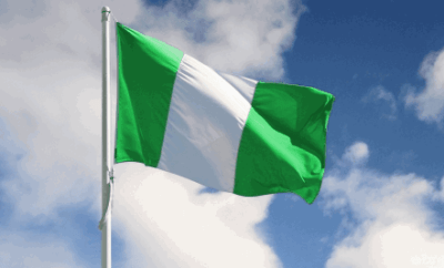 Happy 56th Independence Day Nigeria