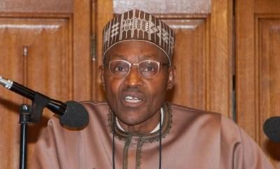 Buhari Finally Breaks Silence