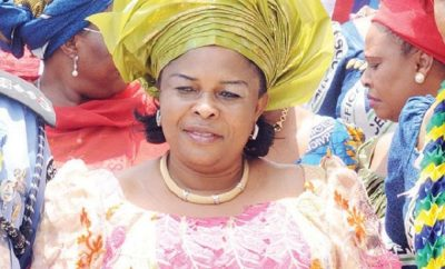 Patience Jonathan Denies Bank Accounts