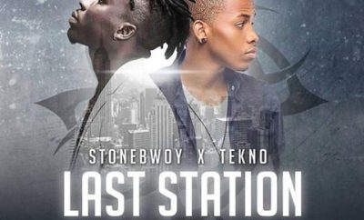 Stonebwoy Ft. Tekno – Last Station