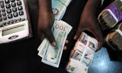 Naira Gains Overwhelmingly Against Dollar