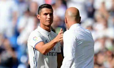 Ronaldo Lauds Zidane