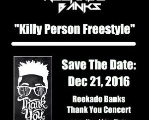 Reekado Banks – Killy Person