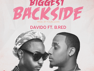 Davido – Biggest Back Side ft. B-Red