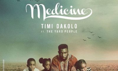 Timi Dakolo – Medicine ft. The Yard People