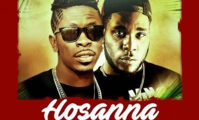 Shatta Wale – Hossana ft. Burna Boy