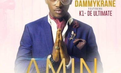 Dammy Krane – Amin (Remix) ft. Kwam 1