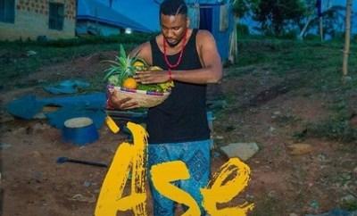 Pepenazi – Ase Ft. Tiwa Savage x Masterkraft