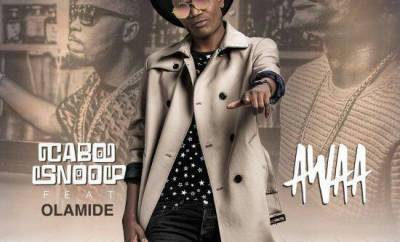 Cabosnoop Ft. Olamide – Awaa