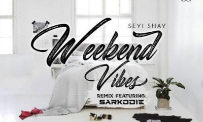 Seyi Shay – Weekend Vibes (Remix) ft. Sarkodie