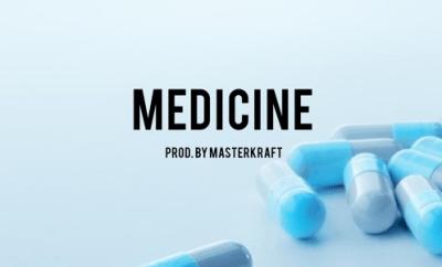Wizkid – Medicine (prod. Masterkraft)