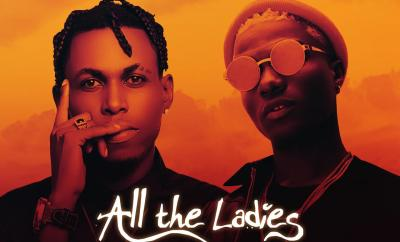 Jazzie Jonz – All the Ladies Ft. Wizkid