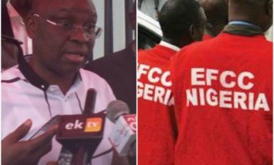 EFCC Arrests Fayose's Finance Commissioner