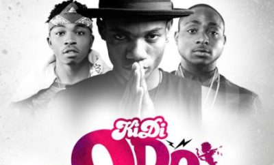 KiDi ft Mayorkun & Davido – Odo (Remix)