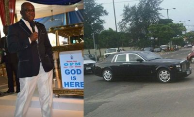 Rivers Pastor Allegedly Rejects Multi Million Naira Rolls Royce Gift