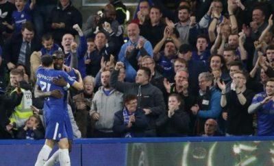 EFL Cup!! Willian, Ruediger Score As Antonio Conte's Chelsea Beat Everton 2-1