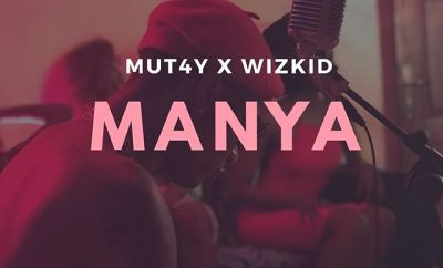 Wizkid & Mut4Y – Manya