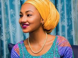 President Buhari's daughter, Zahra Indimi