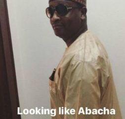 Zahra Buhari shares