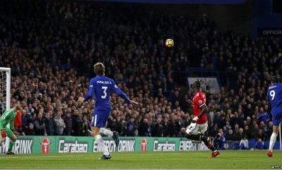 Alvaro Morata Score As Chelsea Beat Man United