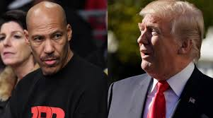 Donald Trump lashes out at LaVar Ball for being ungrateful for his son's release for shoplifting in China